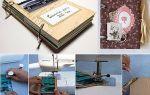 Как сделать ежедневник своими руками в домашних условиях: мастер-класс как украсить и распечатать органайзер
