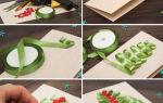 Гармошка из бумаги: схемы оригами и пошаговый мк по изготовлению
