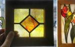 Мастер класс по росписи по стеклу витражными красками: шаблоны, картинки, техника и подробная техника выполнения