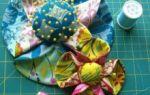 Украшения из ткани своими руками: цветы на платье и мастер класс про декоративные поделки