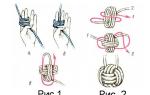Декоративный узел: обезьяний кулак по видео-подборке