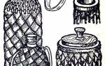 Плетение из бересты для начинающих: кубик и короб своими руками