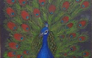 Акватипия: техника рисования и мастер класс