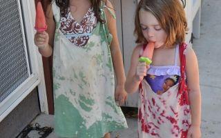 Выкройка пляжной туники и мастер-класс по её вязанию крючком для начинающих