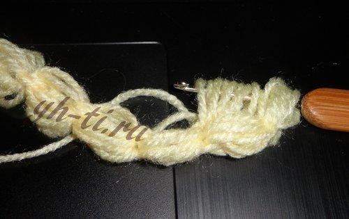 Узор «звездочки» крючком: схема и описание вязания, МК с пошаговыми фото и видео