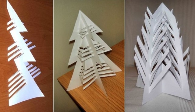 Как сделать конус из картона для елки: мастер класс пошагово и фото схема