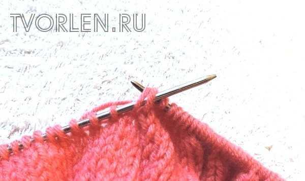 Носки на двух спицах: схема вязания с описанием, фото и видео