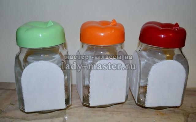 Декупаж банок : стеклянных, жестяных, пластиковых