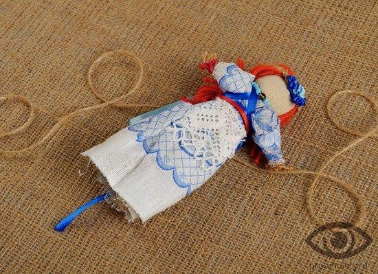 Куклы обереги своими руками: мастер класс по изготовлению из ткани