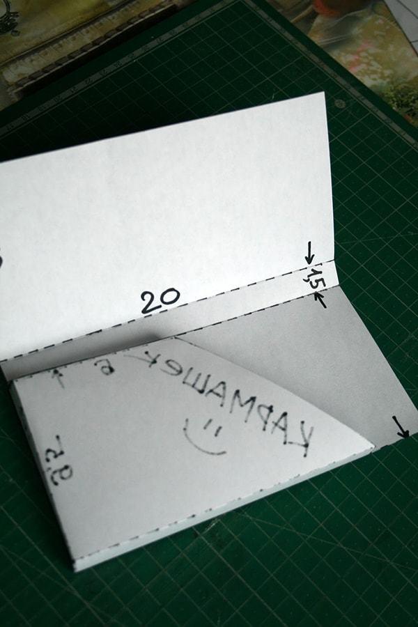 Шаблоны шоколадницы скрапбукинг