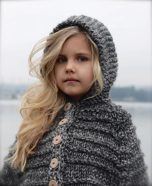 Вязаная кофта для девочки спицами: схемы, примеры и описания с фото и видео