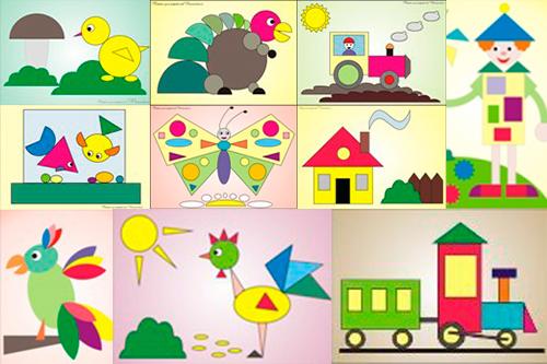 Аппликации из цветной бумаги: фото с инструкцией как делать ...