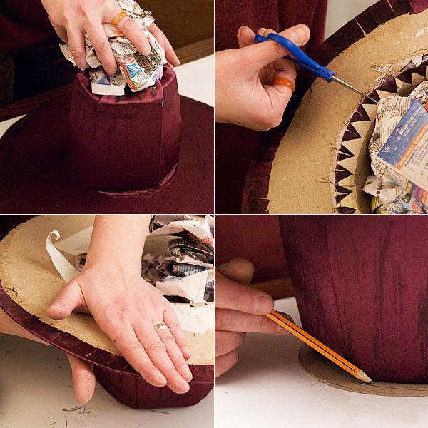Шляпа мушкетёров своими руками: варианты для мальчика (подробный мастер-класс с фото)