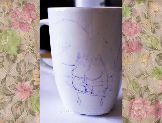 Роспись по керамике: мастер класс акриловыми красками и глазурью своими руками