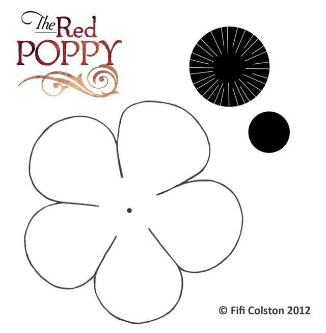 Шаблоны для аппликаций из бумаги для детей: шаблоны цветов и шаблон ежика