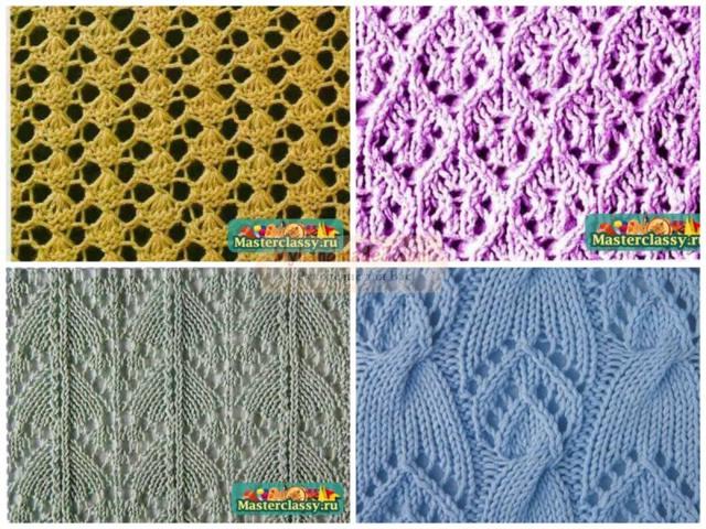 Ажурные кофточки спицами для женщин: схемы и описание вязания