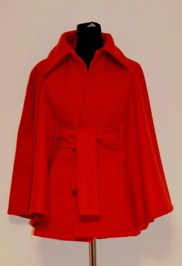 Как сшить пальто без выкройки: шьём своими руками