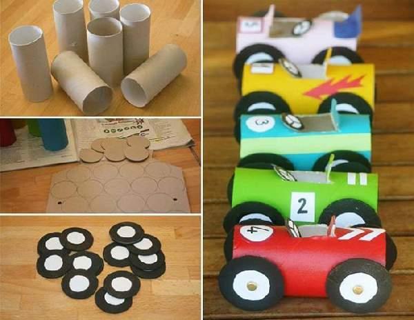 Поделки из бумаги для детей: варианты для 3 лет и для 7 лет с видео