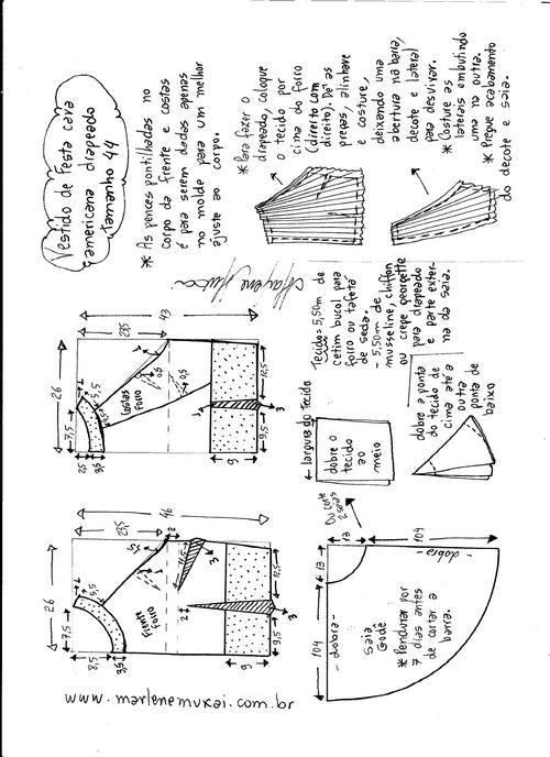Греческое платье своими руками: выкройка и схема по шитью