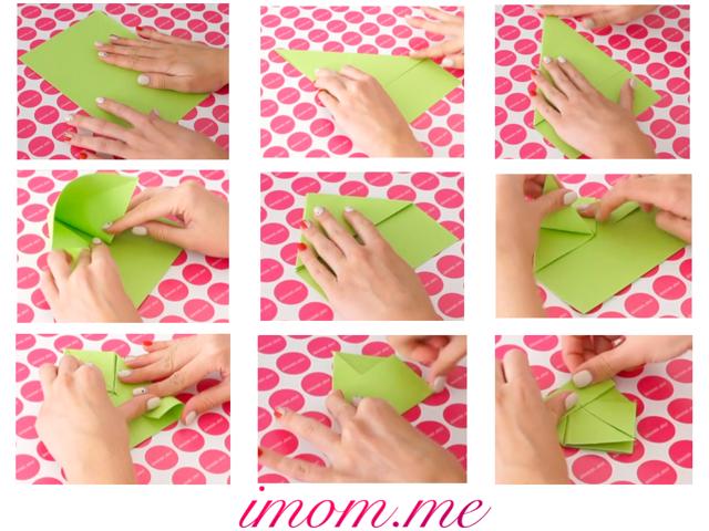 Как сделать лягушку из бумаги, которая прыгает: схема и выполнение поэтапно с видео