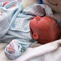 Царапки для новорожденных своими руками: схема и фото прилагаются