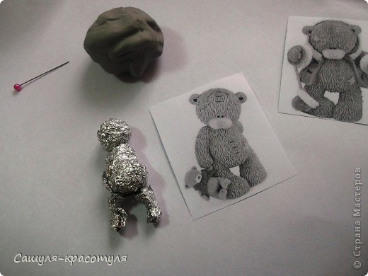 Фигурки из полимерной глины: мастер класс как делать фигурки для дома и для нейл арта