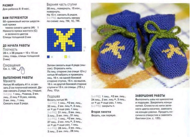 Пинетка спицами для начинающих: делаем подарки для новорожденных