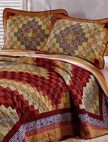 Одеяла своими руками: пэчворк по фото