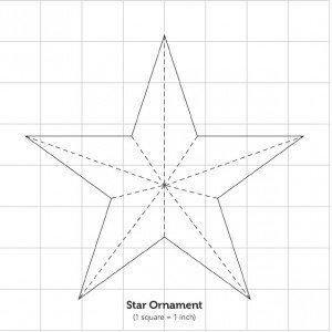 Звезда из бумаги своими руками: фото и видео в статье