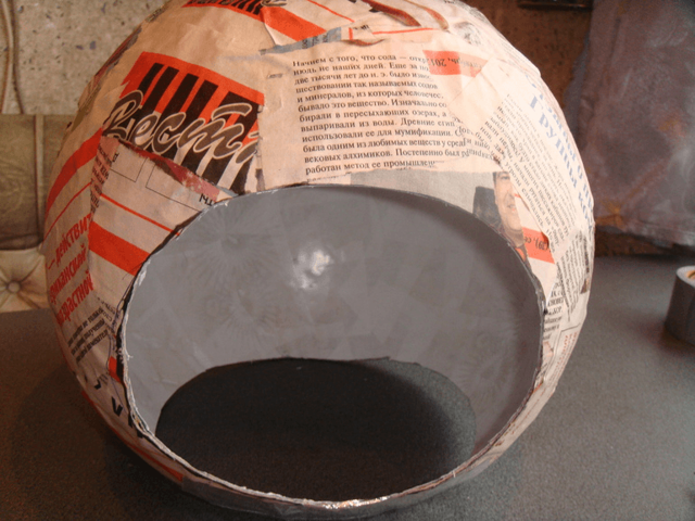 Шлем рыцаря своими руками: схема как сделать из картона