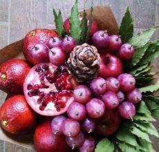 Букет из фруктов своими руками: инструкции для продвинутых и для начинающих дизайнеров