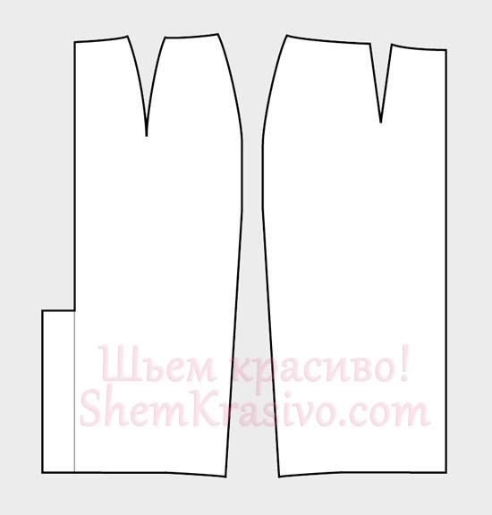 Как сшить юбку карандаш: делаем своими руками