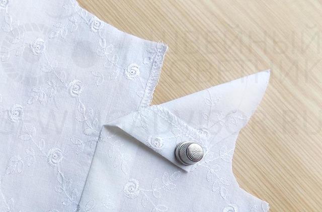 Бант из ткани своими руками:  мастер класс как сшить на голову и на платье