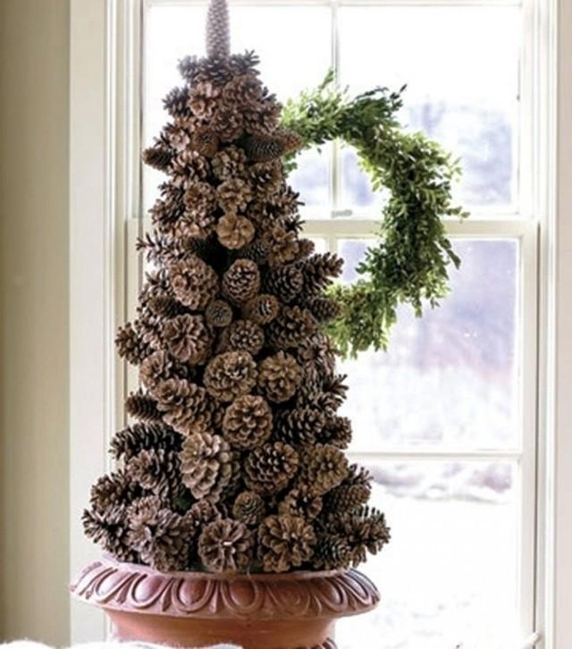 Мастер-класс по изготовлению елки: делаем из разных материалов