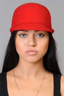 Шапка для круглого лица спицами: схема с фото