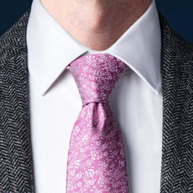 Как вязать галстуки: фото и видео в статье