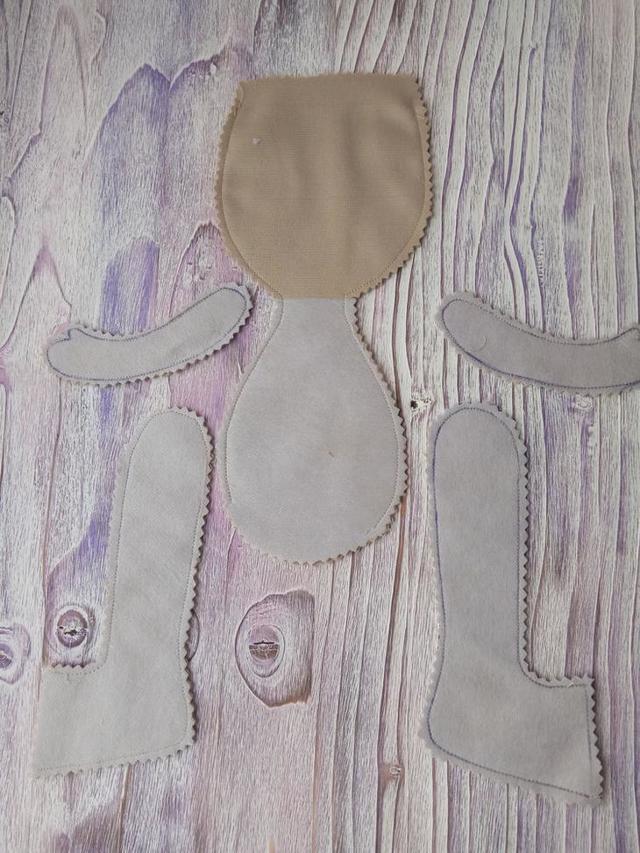 Одежда для кукол своими руками: мастер класс с выкройками