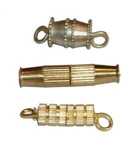 Застежка для браслета своими руками: варианты из шнура, из паракорда и из бисера