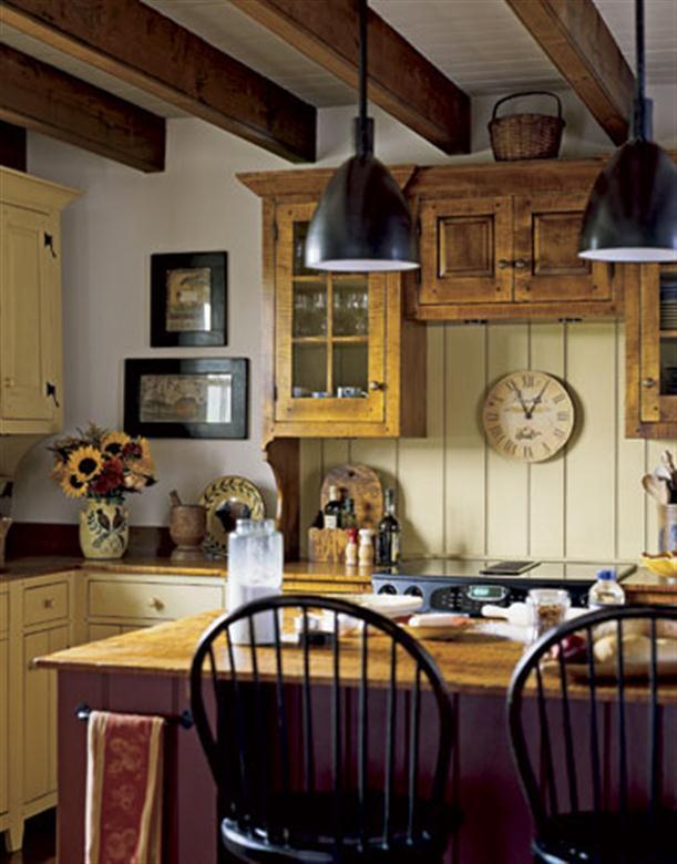 Декупаж в стиле Шебби Шик: часы и посуда, шкатулка и комод, а также ноутбук