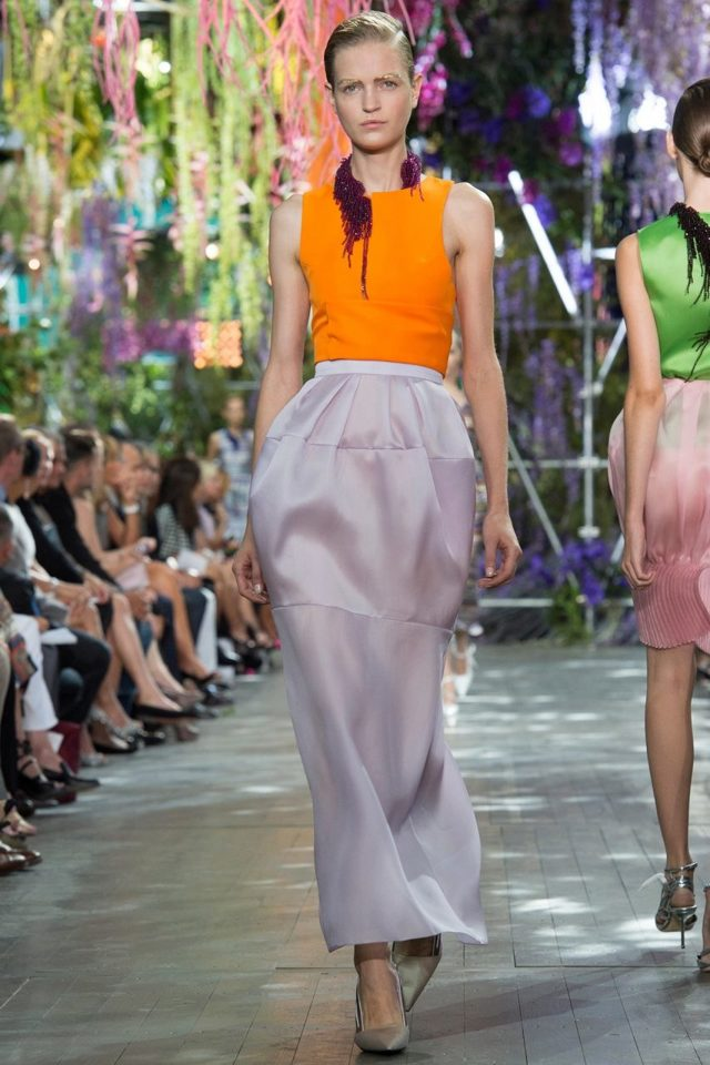 Юбка тюльпан: выкройка, как сшить, с чем носить, фото и видео