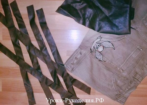 Фартук из джинсов своими руками: подробный мастер класс с пошаговыми фото