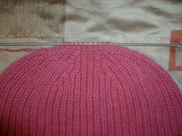 Шапка такори: схема вязания и мастер класс с фото