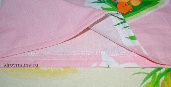 Как сшить постельное белье самостоятельно для ребенка: своими руками для новорождённого