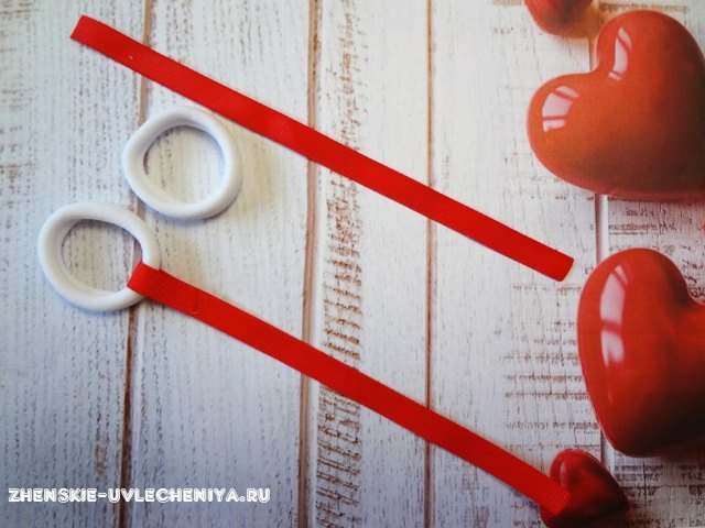 Бант из ленты своими руками с пошаговым фото: мастер класс и схема изготовления