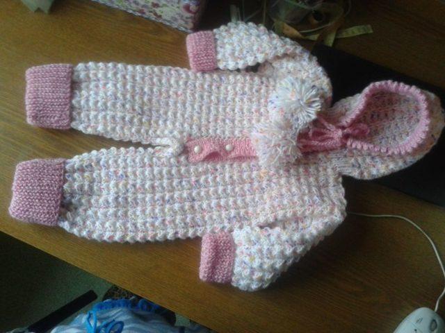 Вязание спицами для новорожденных с описанием и фото