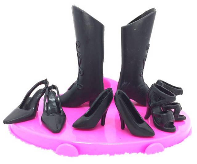 Выкройка ботинок для куклы: мастер класс для новичков