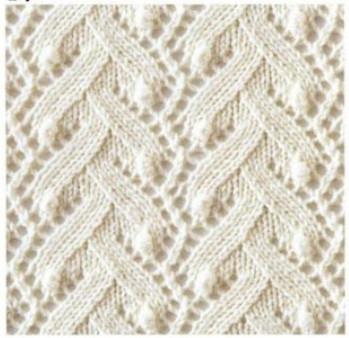 Шаблоны зимних узоров: орнаменты просто и быстро