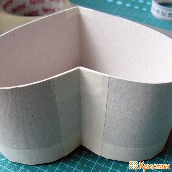 Шкатулка из картона своими руками: мастер класс пошагово
