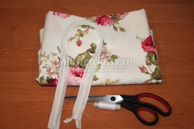 Летнее платье для девочки: выкройка с фото