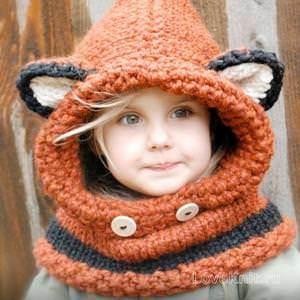 Как связать шапку капор: схема и мастер класс